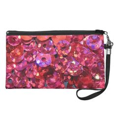 Sparkles & Glitter cosmetic bag