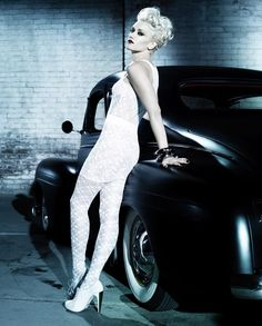 Fashiontography: Gwen Stefani by Michelangelo di Battista