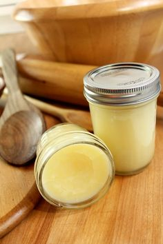 Wood Butter - A recipe for your utensils!  4 oz.pure beeswax, 16 oz. Mineral oil, warm each to incorporate. Store in airtight jar. Rub onto wood utensils to restore finish.