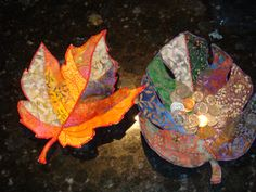 Leaf Bowls (any color combo would work for me)