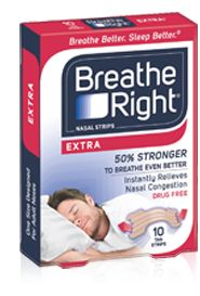 Breathe Right Extra Nasal Strips | Products | Breathe Right. These help you not be a mouth-breather when sick!  Here's hoping for some restful sleep!