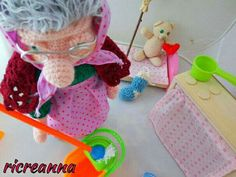 Crochet Epiphany doll