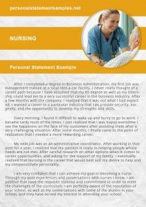 primary teaching personal statement examples ...
