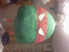 Ninja Turtle Pinata Homemade