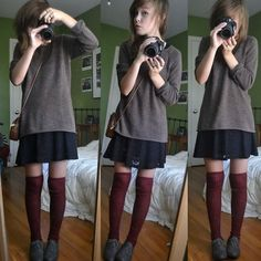 Mirror mirror on zee wall (by Greer Hall) http://lookbook.nu/look/3986938-Mirror-mirror-on-zee-wall