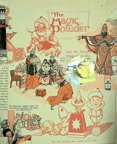 Sam Dodson, The Magic Powder From The Wonderful Pot (nokia photo) on ArtStack #sam-dodson #art