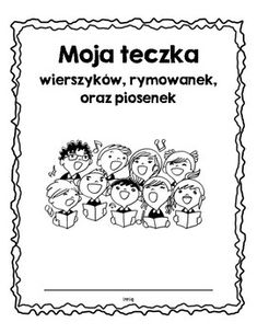 This file consists of pages for a poetry binder. - Cover Page (Polish) - Parent Letter (English and Polish) - Parent Signature Log (Polish). Letter To Parents, Cover Pages, Binder, Hand Lettering, Poetry, Parenting, Education, Speech Language Therapy, Trapper Keeper