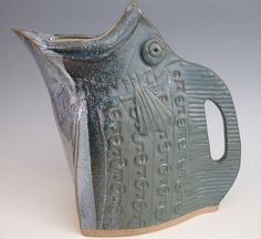 Mary Dosch ,  fish pitcher