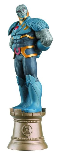 Eaglemoss DC Comics Justice League Chess Darkseid Figurine