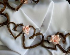 Bridal Shower Decorations Vine Wedding Garland by HandmadeAffair, $56.88
