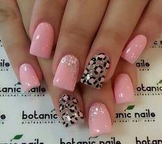 How I want my nails for my birthday next sunday!