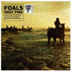 Foals Holy Fire Incl. Gold Colored 7 Inch Incl. Bonus 7 Inch Digital Dow