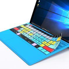 Adobe Premiere Pro Microsoft Surface Pro Keyboard Cover