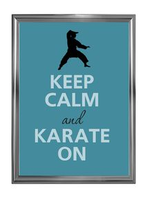 Karate is about Honor, Respect and Compassion.