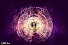 Tunnel Vision by Kevin Su Inspiring Art, Literature, Celestial, Photography, Inspiration, Literatura, Biblical Inspiration, Photograph, Photo Shoot