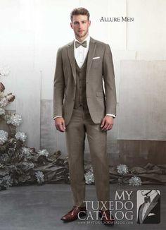 Sandstone Beige 'Brunswick' Tuxedo from http://www.mytuxedocatalog.com/catalog/rental-tuxedos-and-suits/c1034-sandstone-beige-brunswick-tuxedo/