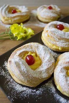 Zeppole di San Giuseppe, dolci italiani