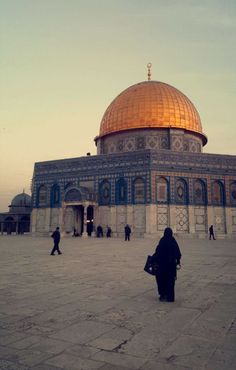 palestinienne:  Al Quds, Palestine. March 7, 2016.   allah oh allah how beautiful this mosque! it's a piece of my heart!