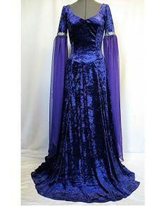 medieval fashion | Medieval Dresses,Gothic Dresses,Medieval Fashion in DevilInspired ...