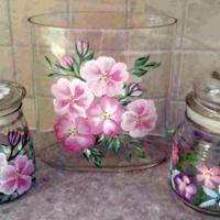 one stroke painting photo: Vase amp Jars PA150015.jpg