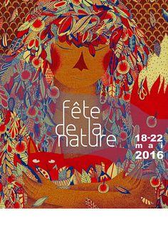 """Manon Ficus  My work of art for the poster contest """"Fête de la Nature"""" 2016"""