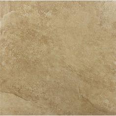 Gbi Tile Stone Inc 12 In X Sienna Walnut Glazed Porcelain Floor Lowes 1 28