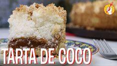Tenedor Libre - Tarta de coco Mexican Bread, Bakery, Cupcakes, Coconut, Pie, Desserts, Recipes, Food, Google