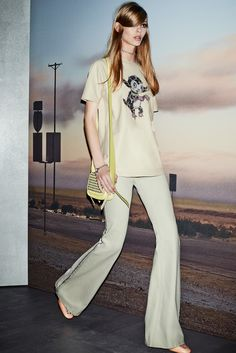 Coach Spring 2015 Ready-to-Wear - Collection - Gallery - Style.com - TROUSERS <3