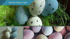 Húsvéti pöttyes tojás készítése