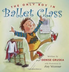 The Only Boy in Ballet Class - Christmas Gifts for Ballet Boys