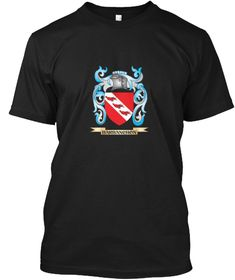 Barbanchon Coat Of Arms   Family Crest Black T-Shirt Front - This is the perfect gift for someone who loves Barbanchon. Thank you for visiting my page (Related terms: Barbanchon,Barbanchon coat of arms,Coat or Arms,Family Crest,Tartan,Barbanchon surname,Heraldry,Fami #Barbanchon, #Barbanchonshirts...)