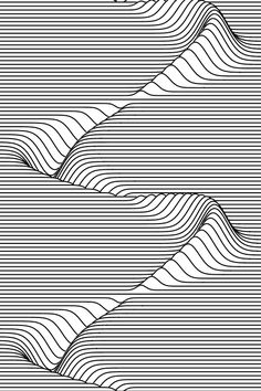 Playing with Lines in Photoshop and Illustrator | Abduzeedo Design Inspiration