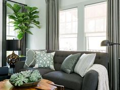Vote on your favorite HGTV Urban Oasis living room, from 2010 to 2016.