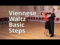 Passi di base del walzer viennese | Danza di routine e figure - YouTube