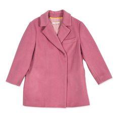 manteau-drap-de-laine-ediz-rose