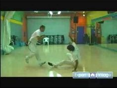 Capoeira Moves and Games : Martelo & Rasteira Capoeira Take Downs