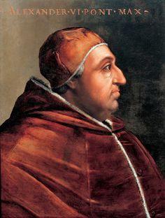 Ferragosto macabro: 1503, la terribile inumazione di Papa Borgia - Alessandro VI.   Il Blog di Fabrizio Falconi: Ferragosto macabro: 1503, la terribile inumazione ...