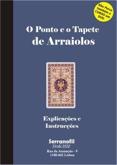 Livro técnico sobre os Tapetes de Arraiolos