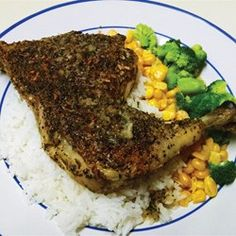 Roasted Greek Chicken - Allrecipes.com - I'm going to have try this one.