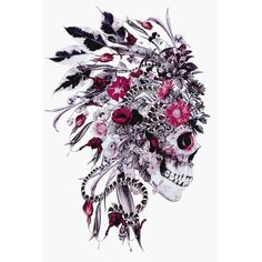 Hip Tattoos Women, Sleeve Tattoos For Women, Square Art, Square Canvas, Indian Headdress Tattoo, Canvas Art Prints, Fine Art Prints, Canvas Artwork, Tattoo Pierna