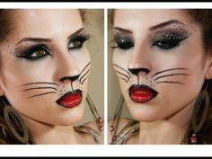 cat strass makeup - Pesquisa Google