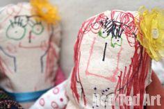 Easy Rag Dolls, I love these