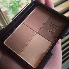 ELF Golden Bronzer for fair skin... maybe they have this at the bargain shop
