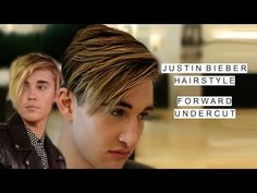 Justin Bieber Hairstyle | Celebrity Hair For Men | Long Forward Undercut - http://ezbeautytips.com/1/justin-bieber-hairstyle-celebrity-hair-for-men-long-forward-undercut/  ►http://www.CarterSupplyCo.com Carter Supply Company is back with another hairstyle. This video was inspired by Justin Bieber and his Long Forward Undercut. We collaborated with Michael Glorioso (@fosterglorioso) to bring you this fresh new look. The model chosen for this video was Ethan Willhouse (@etha