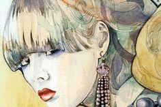 Secret Weapons: Robert Tirado - Fashion Illustrator