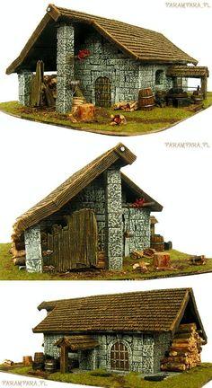 Warhammer Terrain Building-11