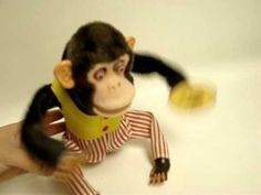Clapping Monkey
