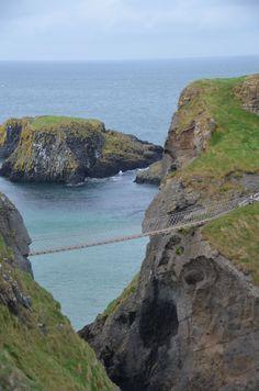 Le pont de corde de Carrick-a-Rede - Road trip en Irlande du Nord 4/10