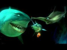 """""""Los peces son amigos,no comida"""".  Buscando a Nemo #Pixar #Movie #FindingNemo"""