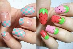 Easy Nail Designs for Short Nails | Glam Bistro